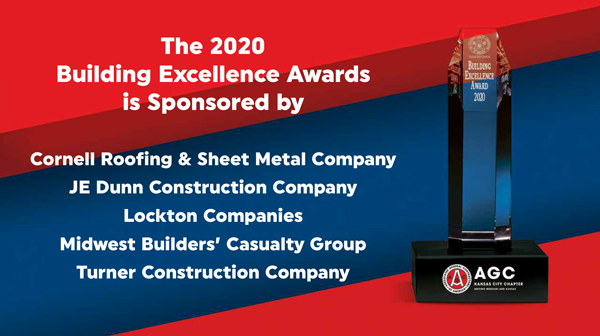 Display Event Kc Chapter Agc Building Excellence Awards Virtual Event